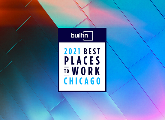 The Marketing Store wins Built In Chicago Best Places To Work 2021